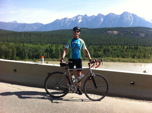 Jacob's R2S Vancouver Island Ride