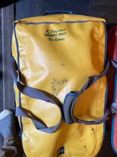 this bag is waterproof